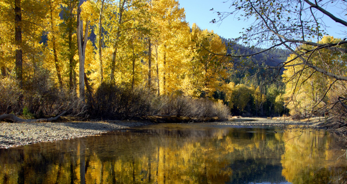 Truckee River, Nevada