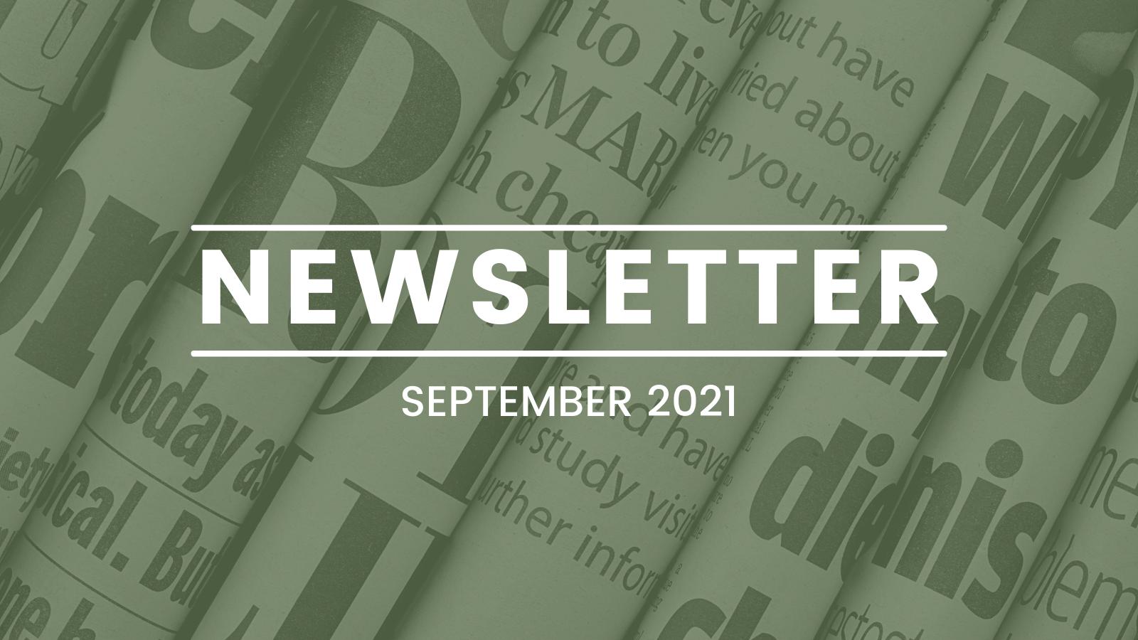 September Market Update Letter